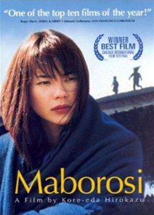 Rent Maborosi (aka Maboroshi no hikari) Online DVD Rental