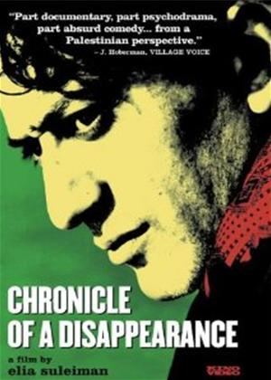 Rent Chronicle of a Disappearance Online DVD Rental