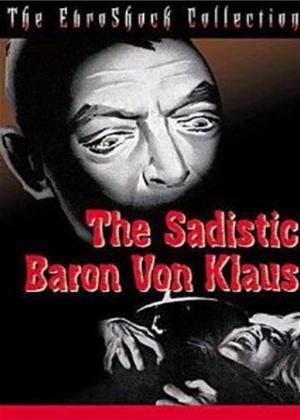 Rent The Sadistic Baron Von Klaus (aka La mano de un hombre muerto) Online DVD Rental