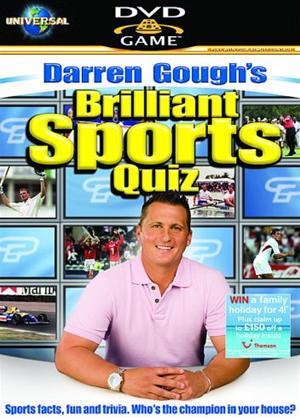 Rent Darren Gough's Brilliant Sports Quiz: Interactive DVD Game Online DVD Rental