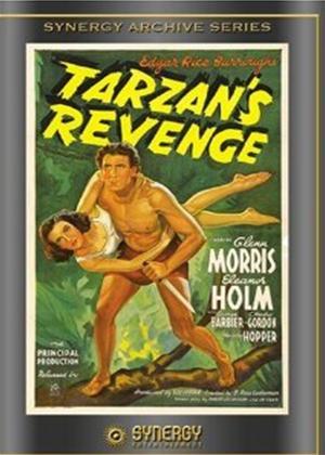 Rent Tarzan's Revenge Online DVD Rental