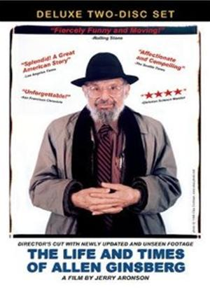 Rent The Life and Times of Allen Ginsberg Online DVD Rental