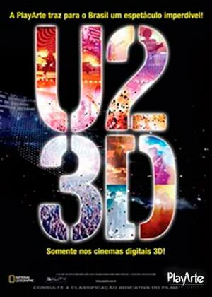 Rent U2: 3D Online DVD Rental