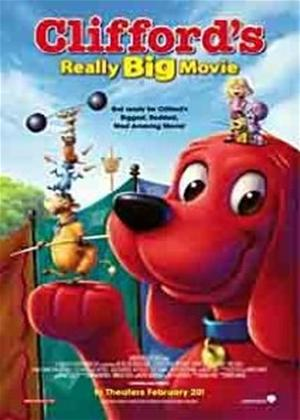 Rent Clifford's Really Big Movie Online DVD Rental