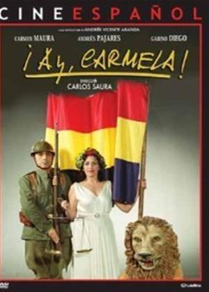 Rent Ay, Carmela Online DVD & Blu-ray Rental