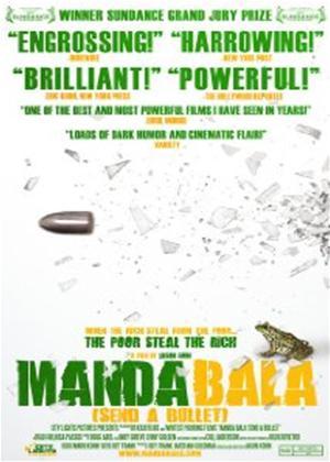 Rent Manda Bala (aka Send a Bullet) Online DVD Rental