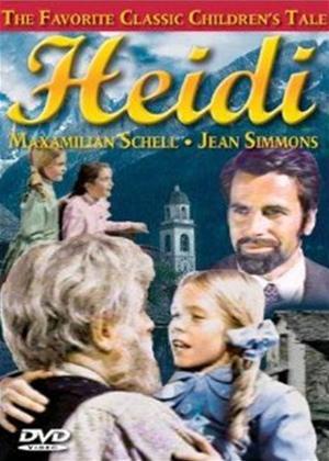 Rent Heidi Online DVD Rental