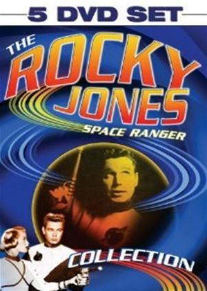 Rent Rocky Jones Space Ranger: Crash of Moons Online DVD Rental