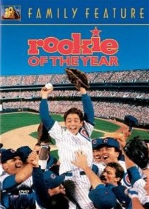 Rent Rookie of the Year Online DVD Rental