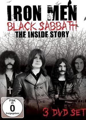 Rent Black Sabbath: Iron Men: The Inside Story Online DVD Rental
