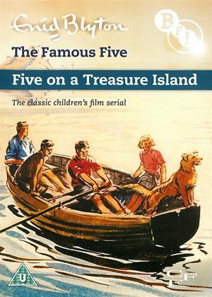 Rent Five on a Treasure Island Online DVD Rental