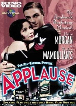 Rent Applause Online DVD Rental