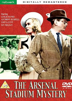 Rent The Arsenal Stadium Mystery Online DVD Rental
