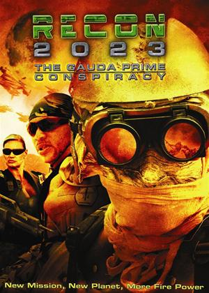 Rent Recon 2023: The Gauda Prime Conspiracy Online DVD Rental