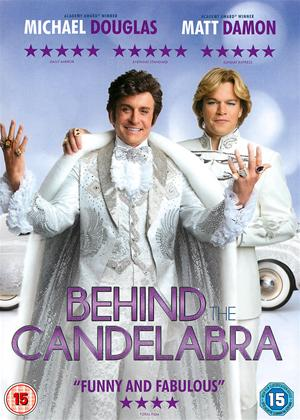 Rent Behind the Candelabra Online DVD Rental