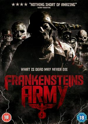Rent Frankenstein's Army Online DVD Rental
