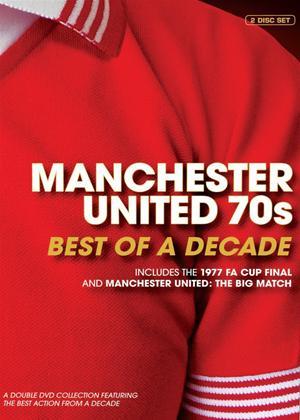 Rent Manchester United: Best of a Decade Online DVD Rental