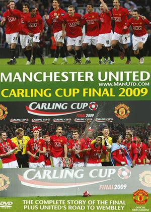 Rent Manchester United: Carling Cup Final 2009 Online DVD Rental
