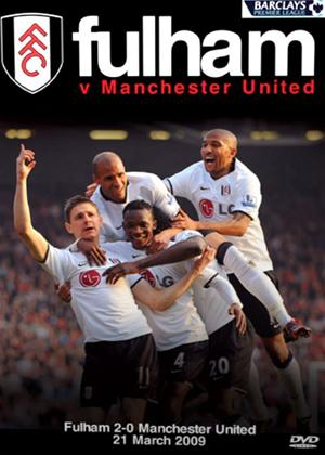 Rent Fulham 2 0 Manchester United Online DVD Rental