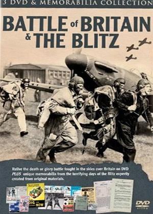 Rent Battle of Britain and the Blitz Online DVD Rental