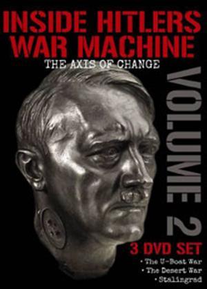 Rent Inside Hitler's War Machine: The Axis of Change: Vol.2 Online DVD Rental