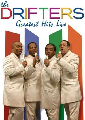 Rent The Drifters: Greatest Hits Live Online DVD Rental