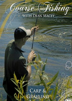 Rent On Coarse: With Dean Macey: Carp and Grayling Online DVD Rental