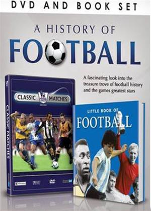 Rent A History of Football Online DVD Rental