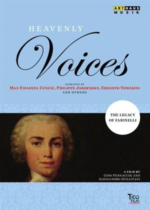 Rent Heavenly Voices: The Legacy of Farinelli Online DVD Rental