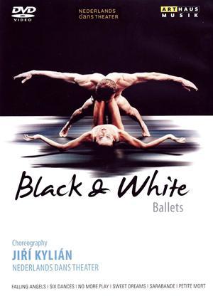 Rent Black and White Ballets: Nederlands Dans Theater Online DVD Rental