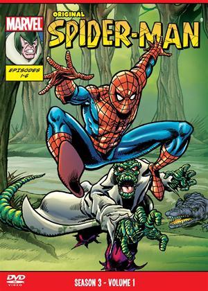 Rent Spider-Man: Series 3: Vol.1 Online DVD Rental