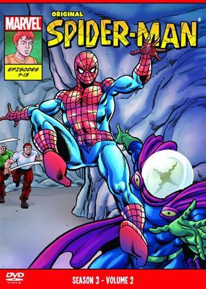 Rent Spider-Man: Series 3: Vol.2 Online DVD Rental