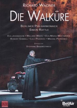 Rent Die Walküre: Grand Theatre, Aix-en-Provence (Rattle) Online DVD Rental