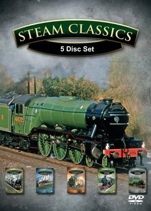 Rent Steam Classics: Collection Online DVD Rental