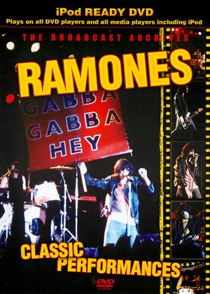 Rent The Ramones: The Broadcast Archives: Classic Performances Online DVD Rental