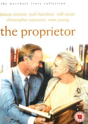 Rent The Proprietor (aka Le Propriétaire) Online DVD Rental