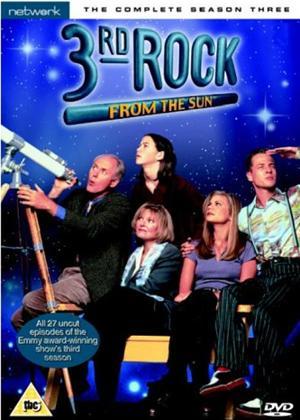 Rent Third Rock from the Sun: Series 3 Online DVD Rental