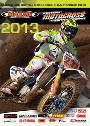 Rent British Motocross Championship Review: 2013 Online DVD Rental