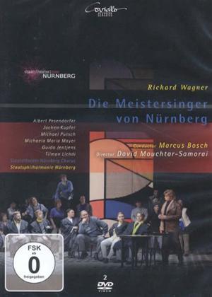 Rent Die Meistersinger Von Nurnberg: Staatstheater Nürnberg (Bosch) Online DVD Rental