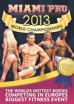 Rent Miami Pro World Championships: 2013 Online DVD Rental