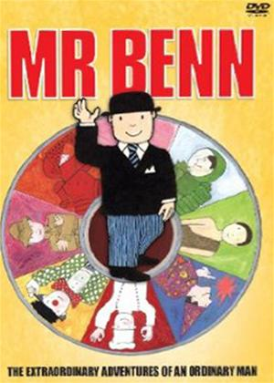 Rent Mr Benn: Red Knight, Caveman, Diver, Cowboy, Spaceman Online DVD Rental