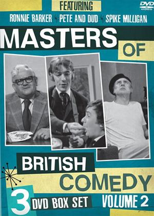 Rent Masters of British Comedy: Vol.2 Online DVD Rental