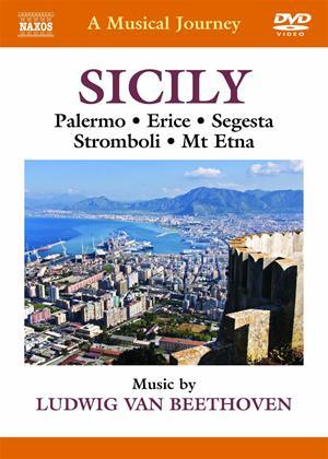 Rent A Musical Journey: Sicily: Palermo, Erice, Segesta, Stromboli, Mt.Etna Online DVD Rental