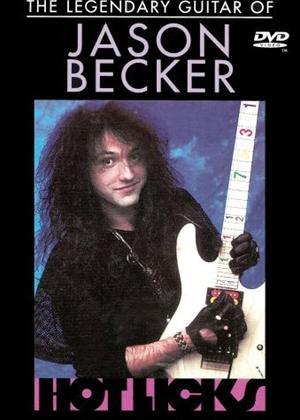 Rent The Legendary Guitar of Jason Becker: Hot Licks Online DVD Rental