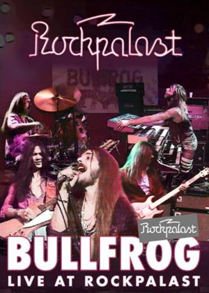 Rent Bullfrog: Live at Rockpalast Online DVD Rental