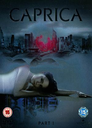 Rent Caprica: Series 1: Part 1 Online DVD Rental