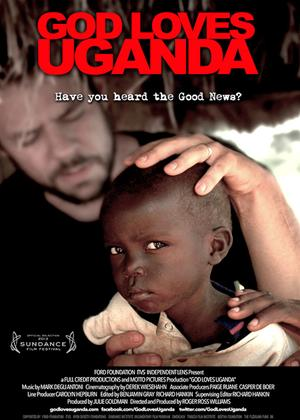 Rent God Loves Uganda Online DVD Rental