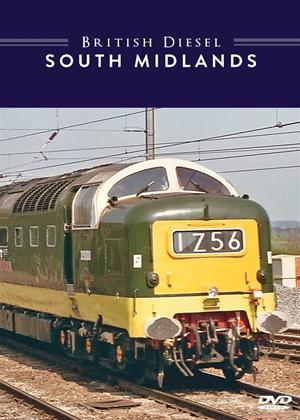 Rent British Diesel Trains: South Midlands Online DVD Rental