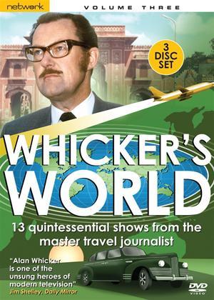 Rent Whicker's World: Vol.3 Online DVD Rental