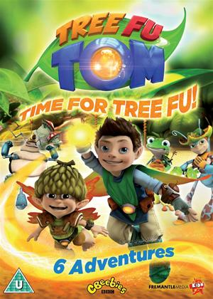 Rent Tree Fu Tom: Time for Tree Fu Online DVD Rental
